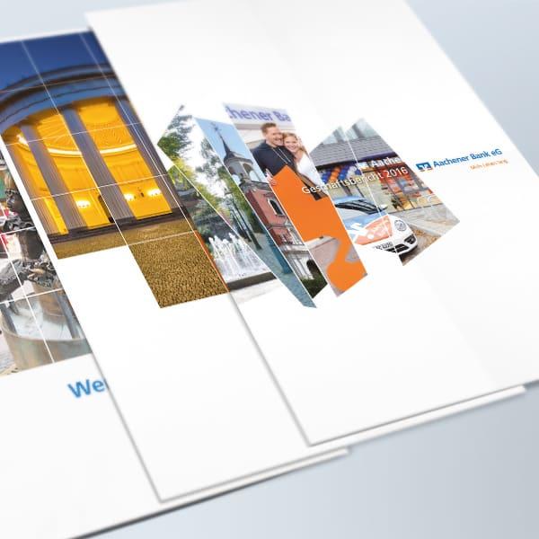 Geschäftsberichte Aachener Bank
