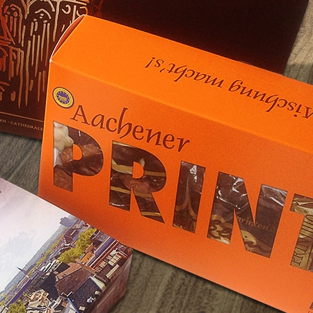 Verpackungsdesign Klein Printen
