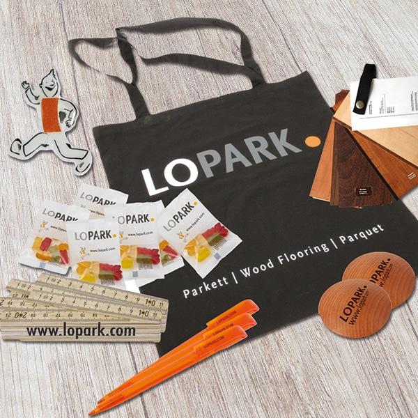 Lopark Werbeartikel