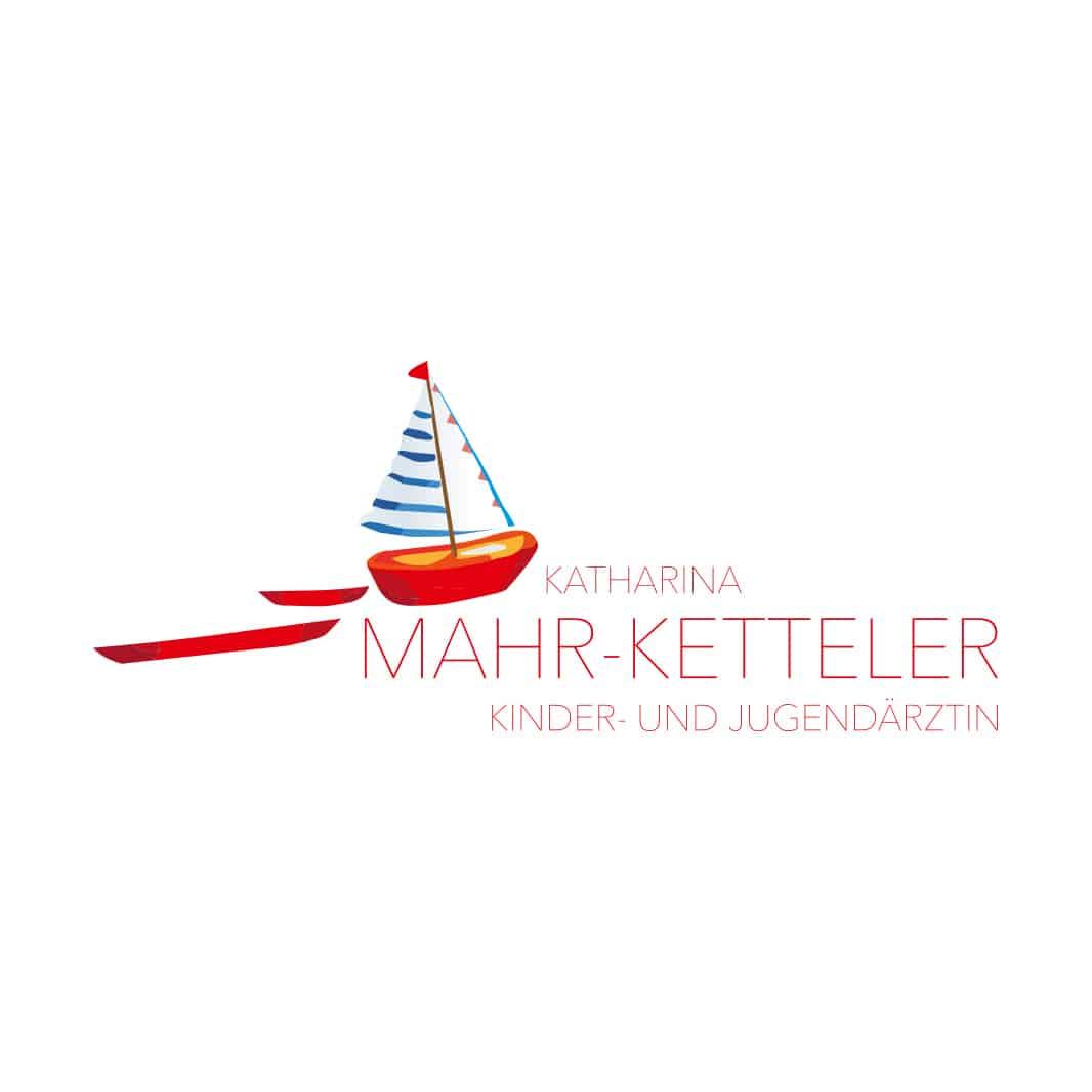 Kinderärztin Mahr Ketteler Logo