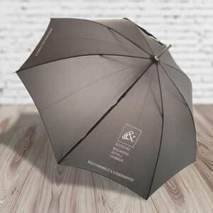 Regenschirm Werbeartikel von Bauwens Schilz Hammer Steuerberater und Rechtsanwälte Aachen